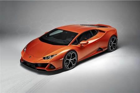2019 Lamborghini Huracan Evo image gallery