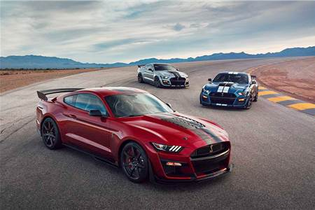 Ford Mustang Shelby GT500 image gallery