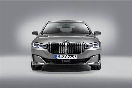 2019 BMW 7 Series image gallery