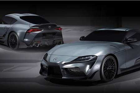 Toyota Supra TRD Performance Line Concept image gallery
