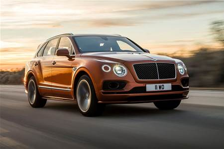 Bentley Bentayga Speed image gallery