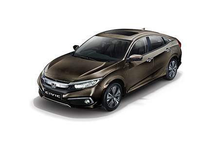 2019 Honda Civic India image gallery