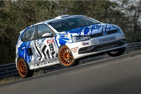 Volkswagen Polo RX image gallery