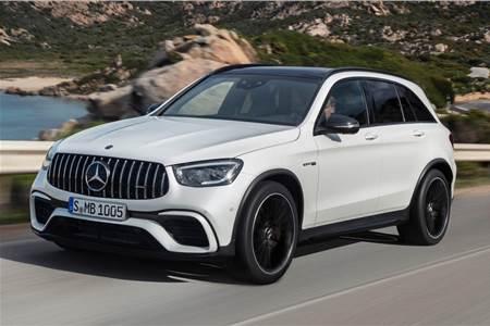 Mercedes-AMG GLC 63 image gallery