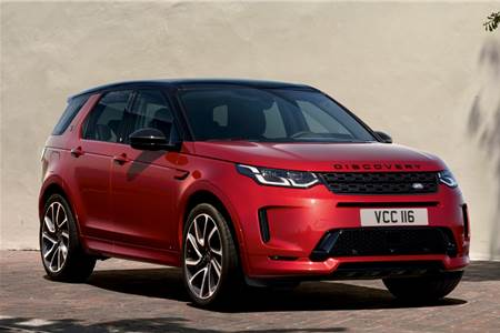 2019 Land Rover Discovery Sport image gallery