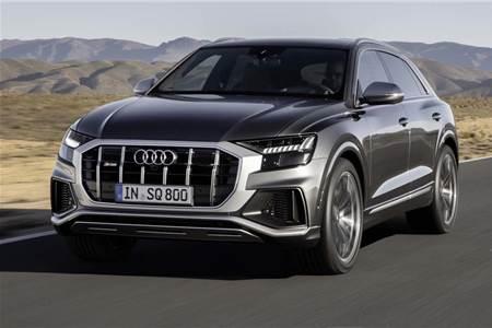 Audi SQ8 image gallery