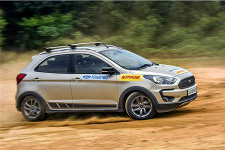 2019 Ford #SheDrives Guwahati pro driving school image gallery