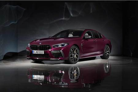 2020 BMW M8 Gran Coupe Competition image gallery