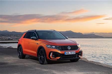 New Volkswagen T-Roc R image gallery