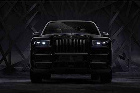 2020 Rolls-Royce Cullinan Black Badge image gallery
