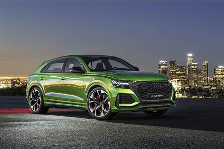 Audi RS Q8 image gallery