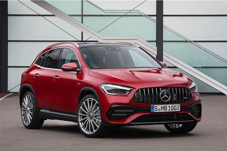 2020 Mercedes-Benz GLA image gallery