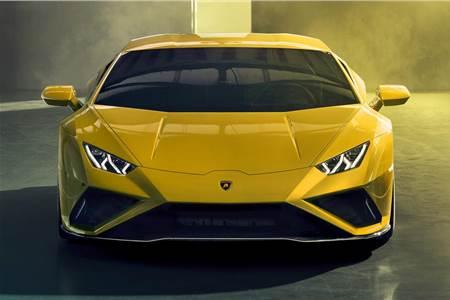 2020 Lamborghini Huracan Evo RWD image gallery