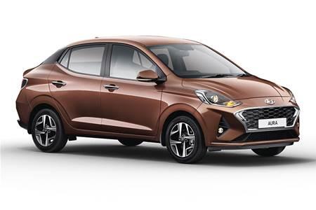 2020 Hyundai Aura image gallery