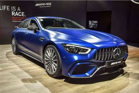Mercedes-Benz AMG GT 63S 4-door Coupe image gallery