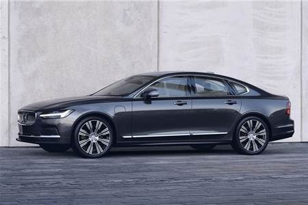 2020 Volvo S90 image gallery