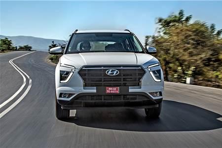 2020 Hyundai Creta image gallery