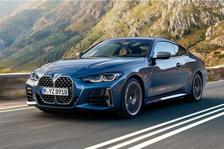 2021 BMW 4 Series image gallery