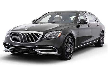 Mercedes-Maybach S 650 Night Edition image gallery