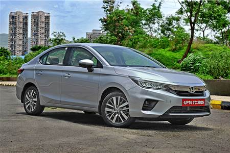 2020 India-spec Honda City image gallery