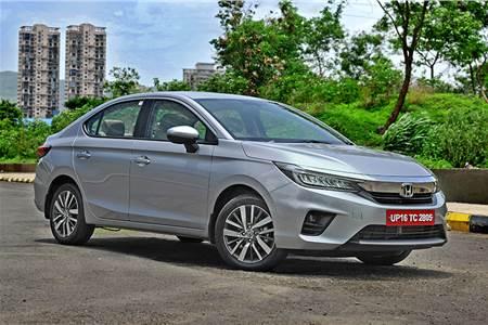 2020 India-spec Honda City image gallery