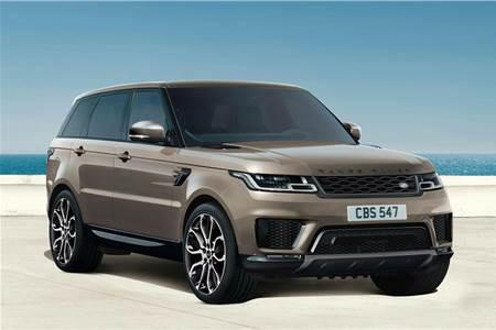 2021 Range Rover Sport image gallery