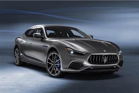 2021 Maserati Ghibli Hybrid image gallery
