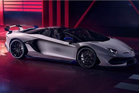 Lamborghini Aventador SVJ Roadster Xago Edition image gallery