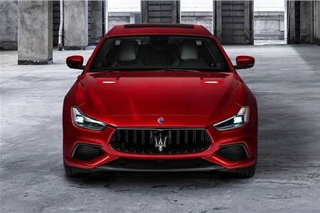 2020 Maserati Ghibli Trofeo image gallery