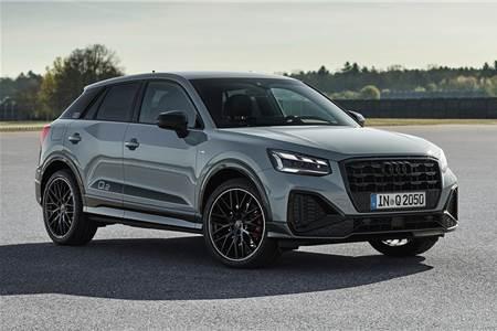 2020 Audi Q2 facelift image gallery