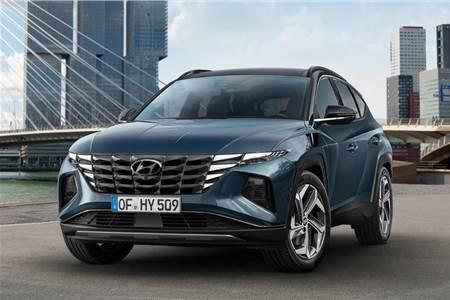 2021 Hyundai Tucson image gallery