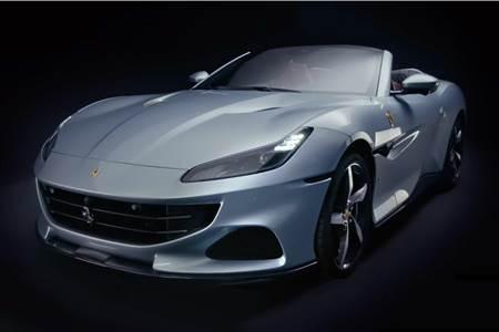 Ferrari Portofino M image gallery