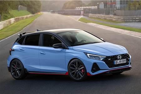 Hyundai i20 N image gallery