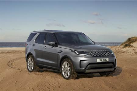 Land Rover Discovery facelift image gallery