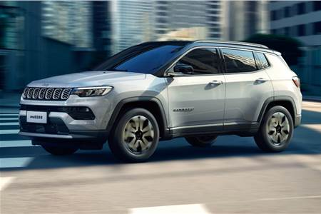 2021 Jeep Compass facelift image gallery