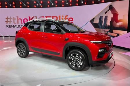 Renault Kiger image gallery