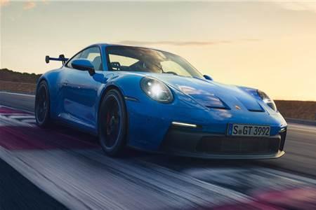 2021 Porsche 911 GT3 image gallery