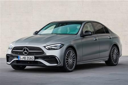 2021 Mercedes-Benz C-class image gallery