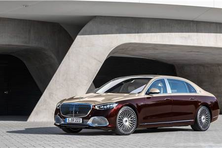 2021 Mercedes-Maybach S-class S 680 image gallery