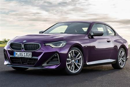 2022 BMW 2 Series Coupe image gallery