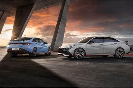 2021 Hyundai Elantra N Image Gallery