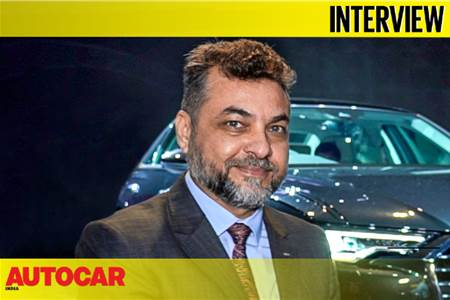 Balbir Singh Dhillon, Head, Audi India interview video