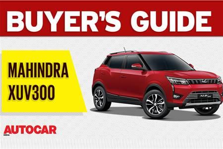 Mahindra XUV300 buyer