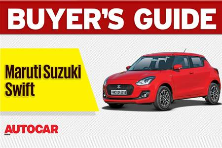 2018 Maruti Suzuki Swift buyer
