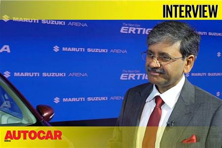 In conversation with C V Raman, Head of Engineering, Maruti Suzuki video