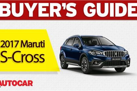 2017 Maruti S-Cross buyer