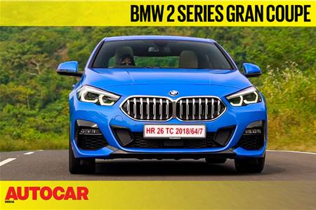 A week with the BMW 2 Series Gran Coupe video