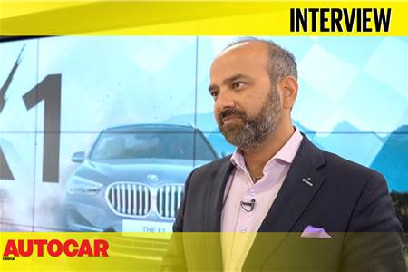 Rudratej Singh, President and CEO, BMW Group India interview video