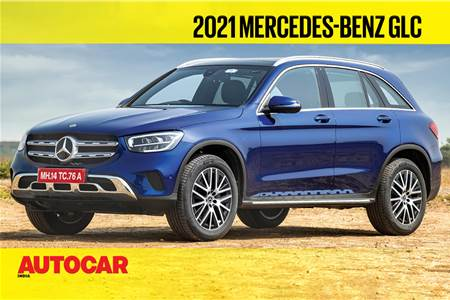 2021 Mercedes-Benz GLC 200 first look video