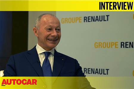 Thierry Bollore, CEO, Groupe Renault interview video